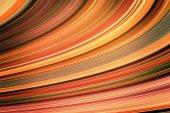 Abstract stripes illustration — Stock Photo