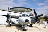 Northrop Grumman E-2 Hawkeye — Stock Photo