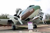 DOUGLAS DS-3 - Dakota - transport aircraft — Stockfoto