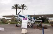 PILATUS PC-6A, 6A-H2 TURBO PORTER - light multipurpose aircraft — Stock Photo