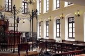 19th century synagogue Ohel Yitzchak — Foto Stock