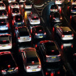 Cars are in a traffic jam — Stock Photo #71645913