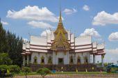 Thai temple ,Wat Non Kum — Stock fotografie