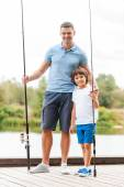 Ready for fishing — Stock Photo