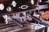 Coffee maker. — Stock Photo