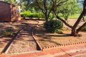 аризона огорода — Стоковое фото