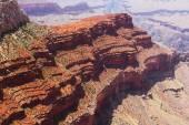 Shapes on Grand Canyon — Stok fotoğraf