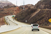 US route 93 — Stock Photo