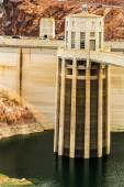 Hoover Dam - Intake Tower — Stock Photo