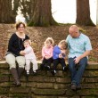 Family of Five People — Stock Photo #65948477
