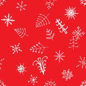 веселый новогодний фон — Cтоковый вектор