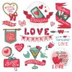 ������, ������: Valentines day set