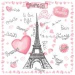 Love in Paris. — Stock Photo #64369507