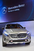 NONTHABURI - NOVEMBER 28: Carlsson decoration for Mercedes Benz  — Stock Photo