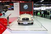 NONTHABURI - NOVEMBER 28 : MG Sport Vintage display on stage at  — Foto de Stock