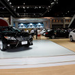 Постер, плакат: BANGKOK MARCH 28 : Lexus GS300H on display at 35th Bangkok Int