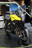 NONTHABURI - NOVEMBER 28: Motorcycle Kawasaki display at The 30t — Foto de Stock