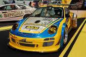 NONTHABURI - NOVEMBER 28: Porsche decoration and modify for raci — Stock Photo