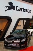 NONTHABURI, THAILAND - March 31: The Carlsson (BRG) on display a — Stock Photo