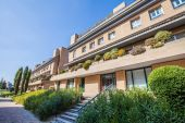 Luxury residential house — Stockfoto