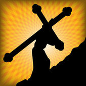 Cross of Life — Vettoriale Stock