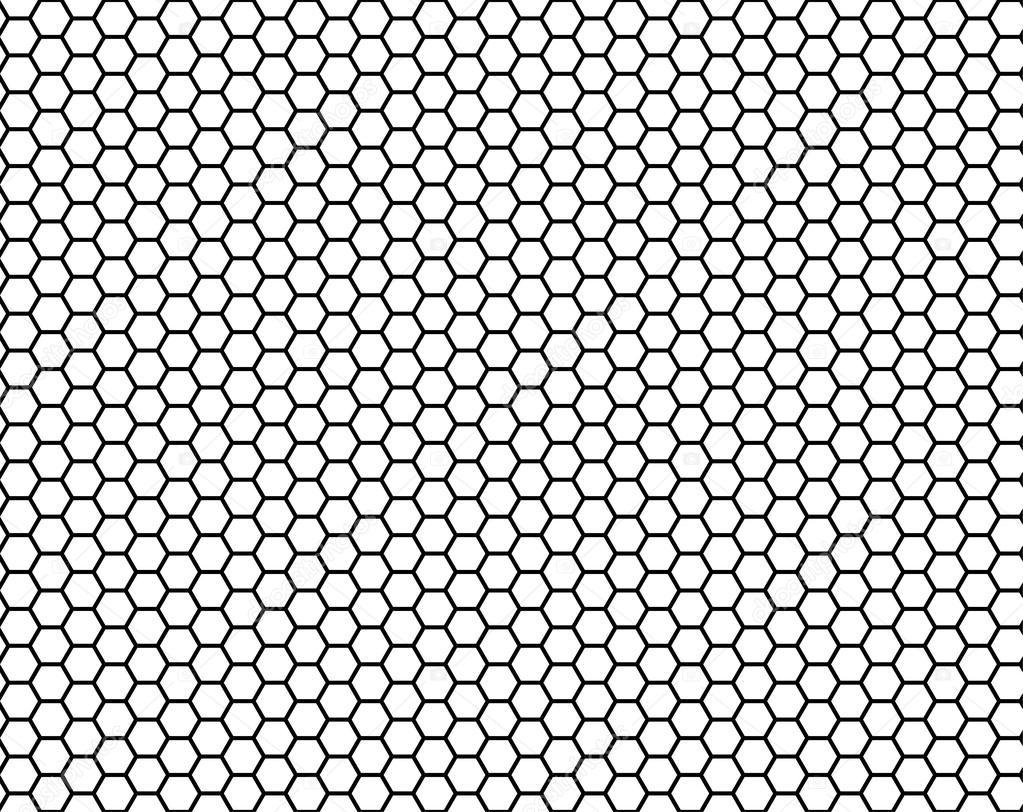 蜂窝无缝模式 — 图库矢量图像08