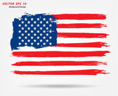 United States flag — Stock Vector