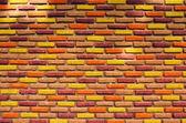 структура кирпичной стены — Стоковое фото