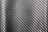 Black carbon fiber — Stock Photo