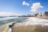Durban Beachfront — Stock Photo