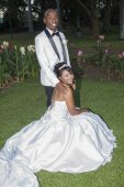 Wedding Groom Bride — Stock Photo