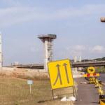 Highway Construction — Stock Photo #76780815