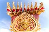 King of Naga red — Stock Photo