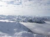 picturesque glacier — Stock Photo