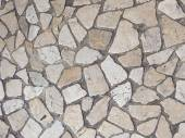 Path of marble stone — Stock Photo