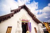 Thai Buddhist temple — Stock Photo