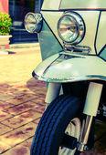 Triciclo (Tuk Tuk) di stile tailandese in Tailandia — Foto Stock