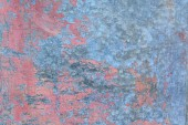 Stained metal surface — Stock Photo