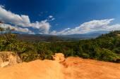 Pai Canyon (Kong Lan) in Mae hong son, northern Thailand — Stock Photo