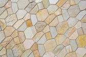 Stone pattern decarative wall — Stock Photo