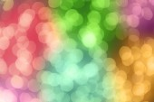 Abstract Blurred Bokeh background — Stock Photo
