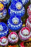 Muñecas nacionales rusas matreshka — Foto de Stock