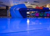 Bowling balls — Stock Photo