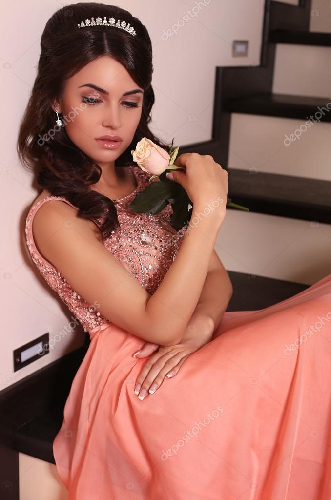 In Beautiful Bride Hair 72
