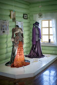 Women's fashion of the nineteenth century — Stock Photo
