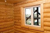 Interior Wood — Zdjęcie stockowe