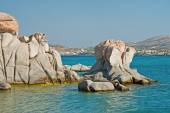 Kolymbithres beach of Paros island in Greece 2 — Stock Photo