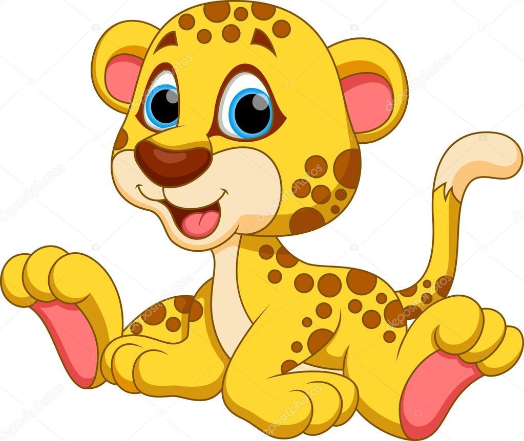 cute jaguar clipart - photo #18