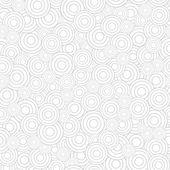 抽象的无缝图案的圈子 — 图库矢量图片