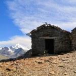 Mountain Hut on Chacaltaya near La Paz, Bolivia — Stock Photo #65098239